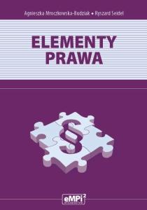 Elementy prawa – podręcznik